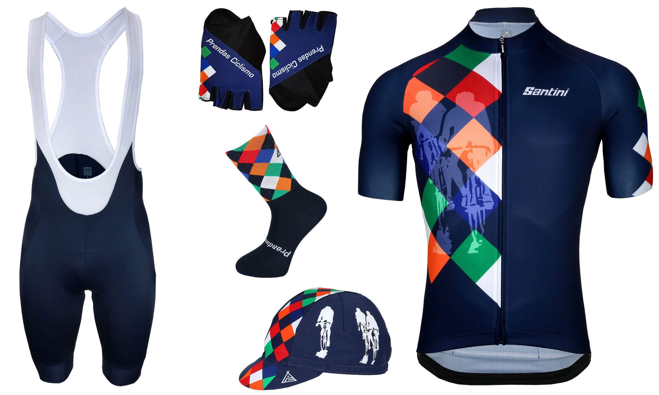 You can buy the exclusive Chambéry 1989 collection at Prendas Ciclismo.
