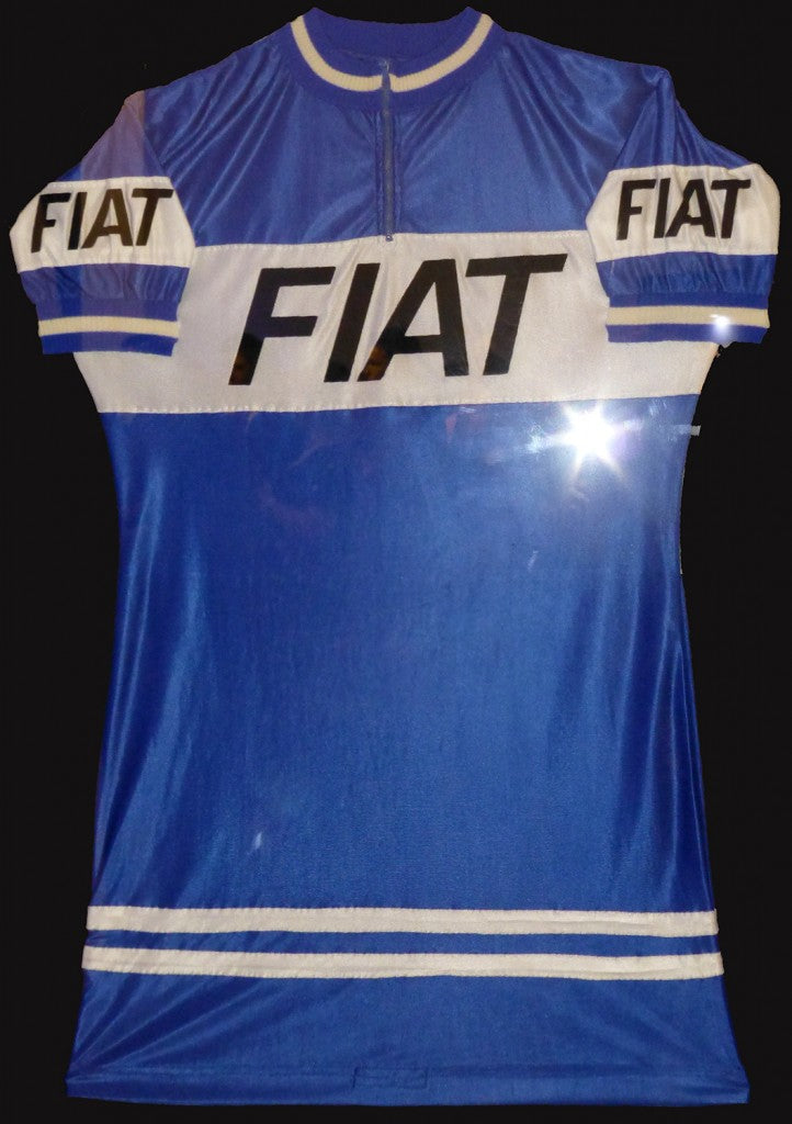 My personal favourite: The 1977 Fiat team jersey.
