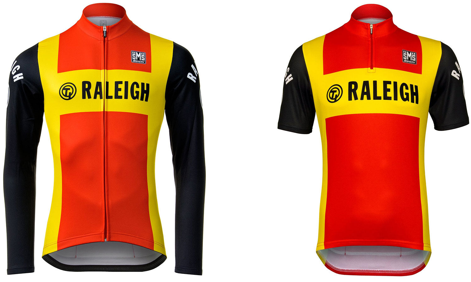 TI Raleigh cycling jerseys, caps and accessories available from Prendas Ciclismo