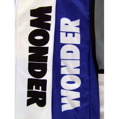 The Wonder Logo Features on Both Side Panels