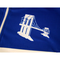 The Famous Brooklyn Bridge on the Chest