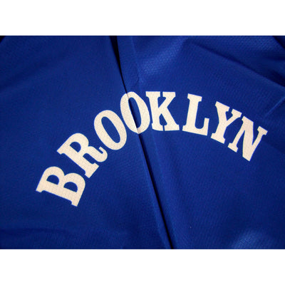 A Brooklyn Logo Features on Both Sleeves