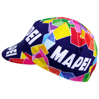 Side View of the Mapei Retro Cotton Cap