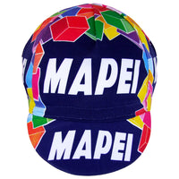 Front View of the Mapei Retro Cotton Cap