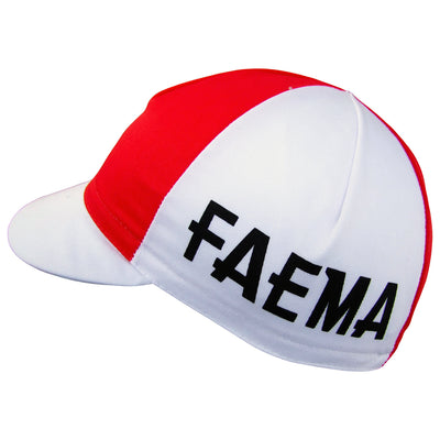 Faema Logo on the Side of the Cap