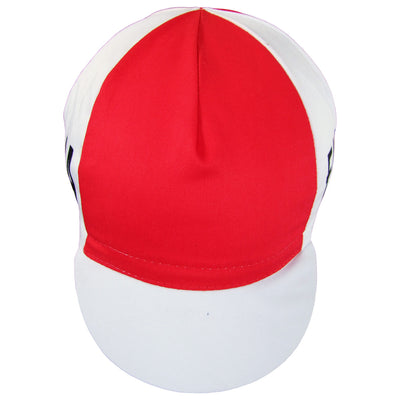 Top View of the Faema Retro Cotton Cap