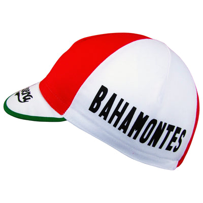 The Bahamontes Logo Features on Both Sides of the Cap