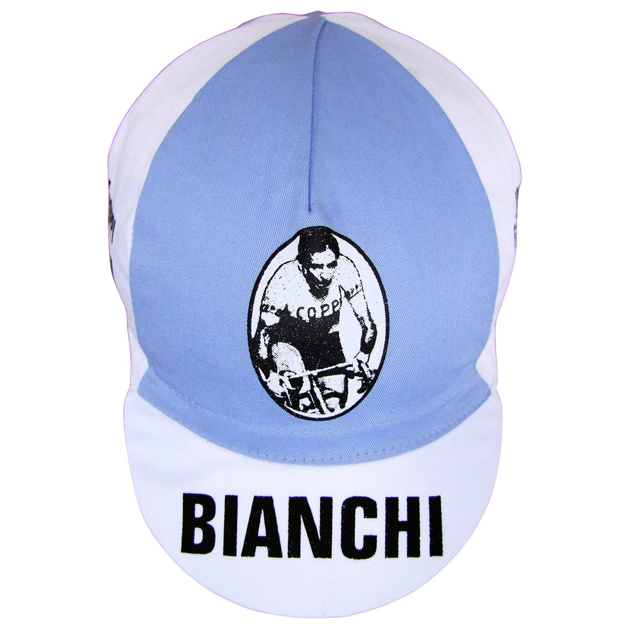 Fausto Coppi Retro Cotton Cap
