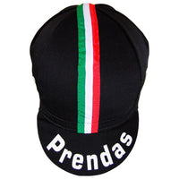 Prendas Cotton Cap - Italian Champion/Black Edition