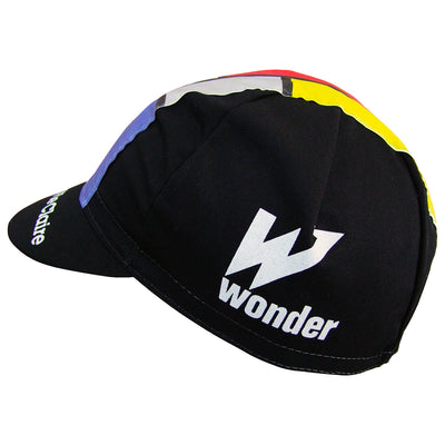 The Wonder Logo Features on Both Sides of the La Vie Claire Black Cap