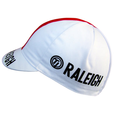 TI Raleigh Retro Cotton Cycling Cap - Prendas Ciclismo 550a744c8