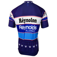 Reynolds Aluminio/Pinarello Retro Jersey - Short Sleeve