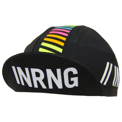 The INRNG Logo Features on the Underside of the Peak