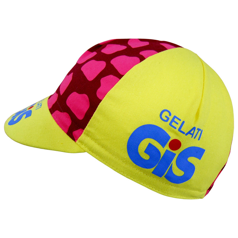 GiS Gelati Retro Cotton Cycling Cap