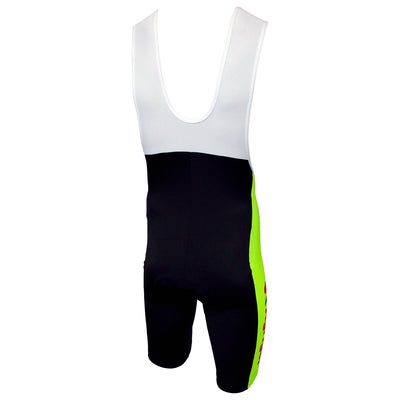 Rear of the ADR/Agrigel 1989 Retro Team Bib Shorts