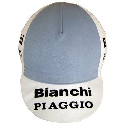 Front View of the Bianchi/Piaggio Cotton Cap