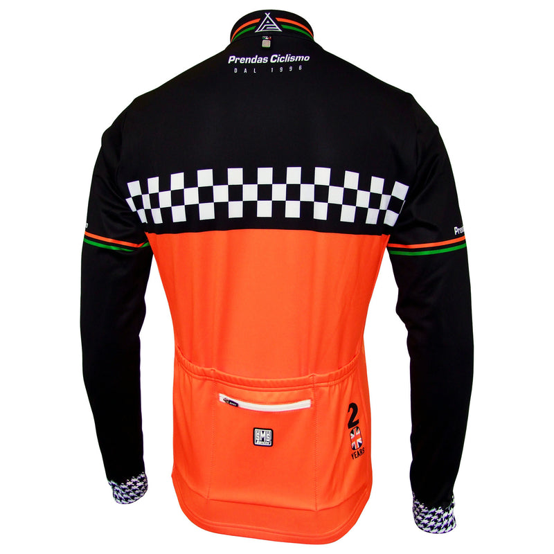 Prendas Ciclismo Anniversary Celebration Long Sleeve Jersey
