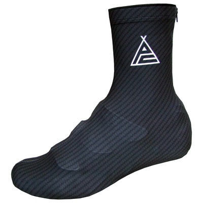 Prendas `Hi-Top` Carbon Effect Lycra Time Trial Overshoes