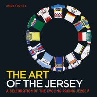 The Art of the Jersey Hardback Book