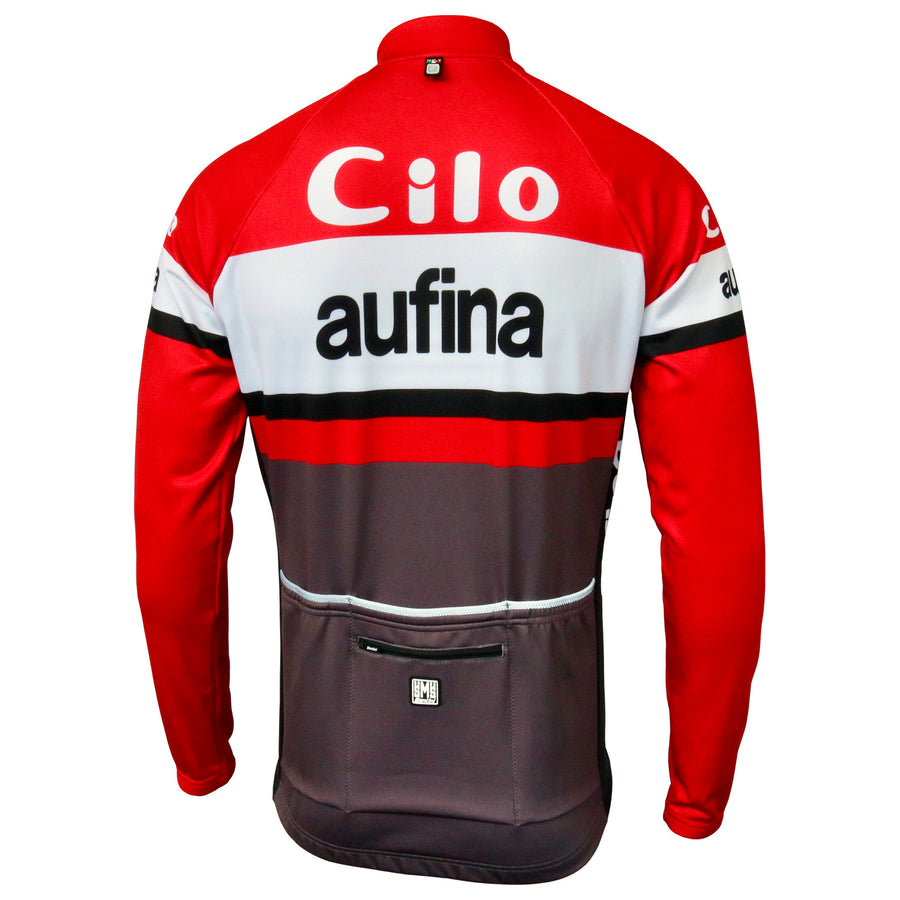 Cilo/Aufina Retro Jersey - Long Sleeve