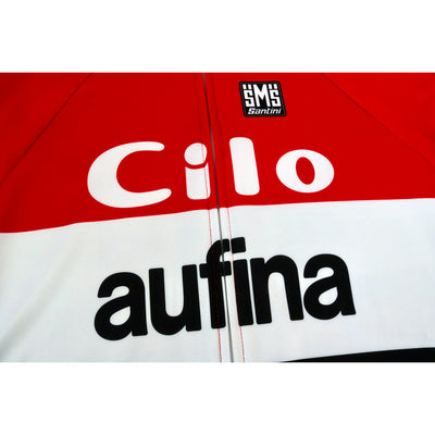 Cilo/Aufina Logo on the Chest Now With a Covered Zip