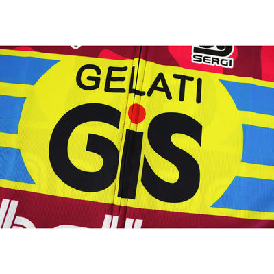 Close-up of the GiS Gelati Logo on the Front
