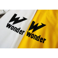 The Wonder Logo Features on Both Sleeves