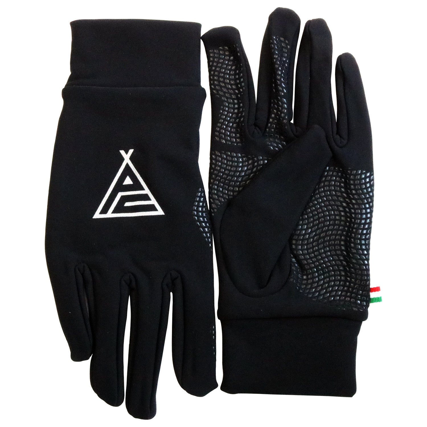 Prendas Super Roubaix Black Gloves