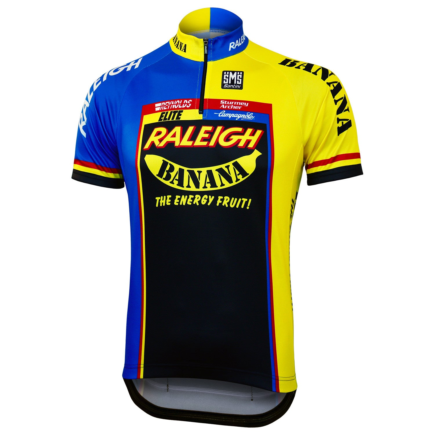 raleigh - Banana Retro Jersey Short Sleeve