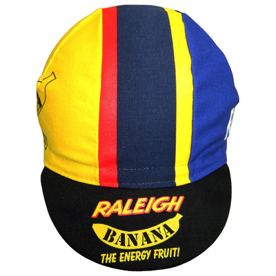 Raleigh / Banana Retro Team Cotton Cap