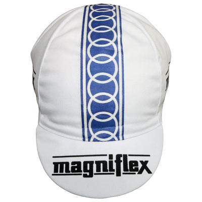 Front View of the Magniflex Cap With Original Ribbon