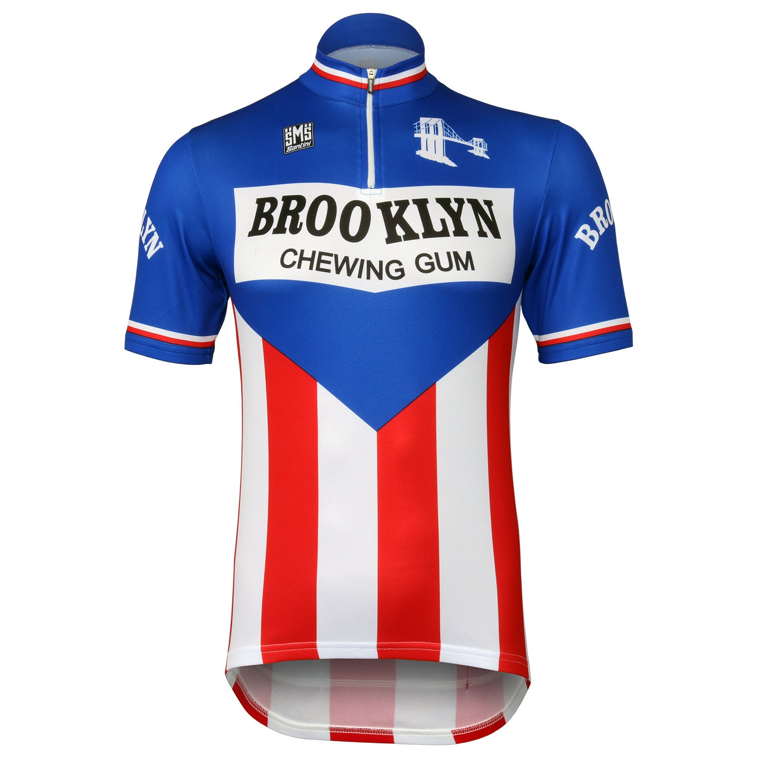 Brooklyn Retro Jersey - Short Sleeve