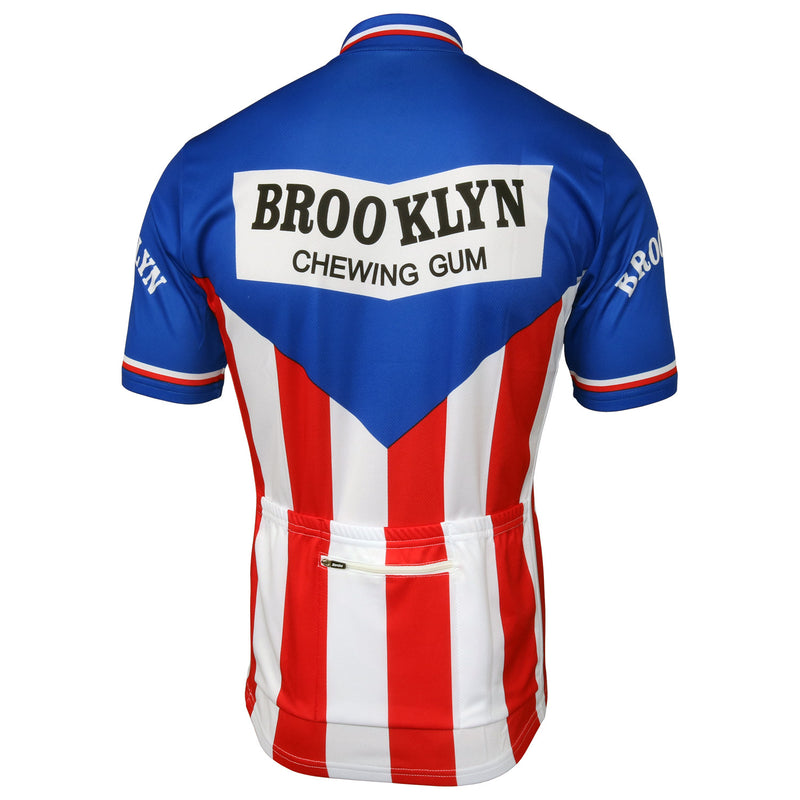 brooklyn retro cycling jersey