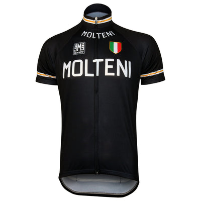 Molteni Retro Full Zip Jersey