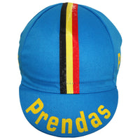 Prendas Cotton Cap - Belgian Champion/Blue Edition
