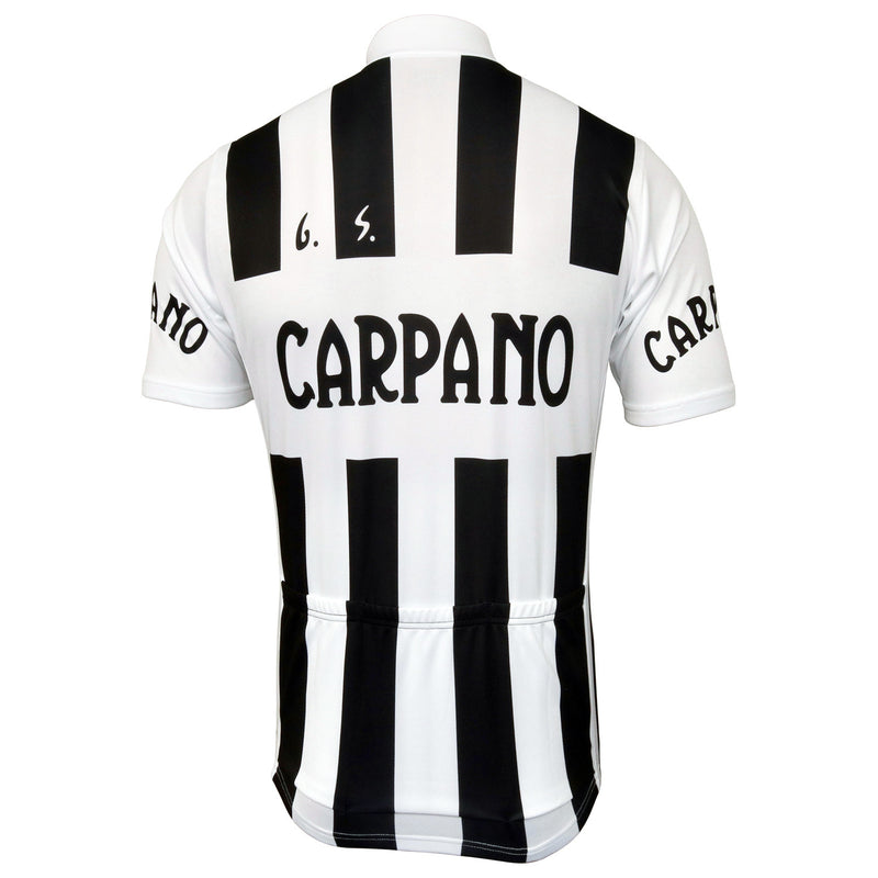 G.S. Carpano Retro Jersey - Short Sleeve