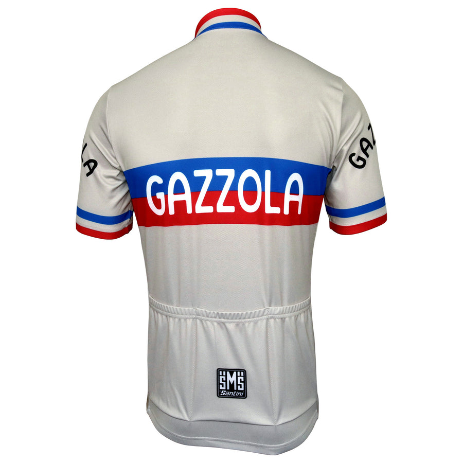 Gazzola Retro Jersey - Short Sleeve