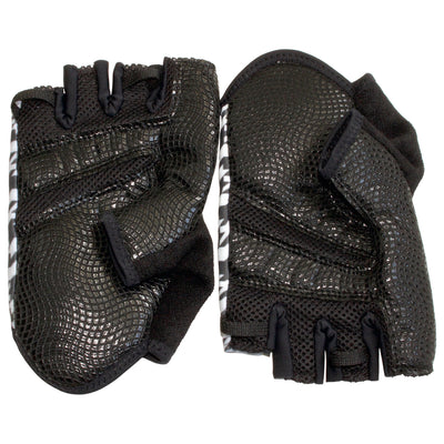 Prendas Ciclismo Houndstooth Deluxe Track Mitts/Summer Gloves
