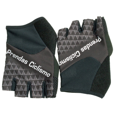 Prendas Evolution Black Track Mitts/Summer Gloves