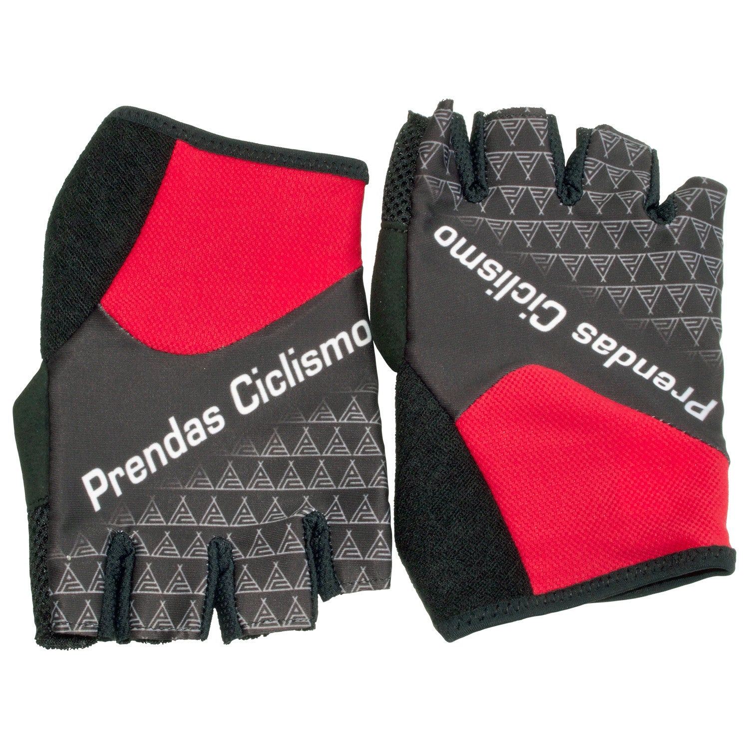 Prendas Evolution Red Track Mitts/Summer Gloves