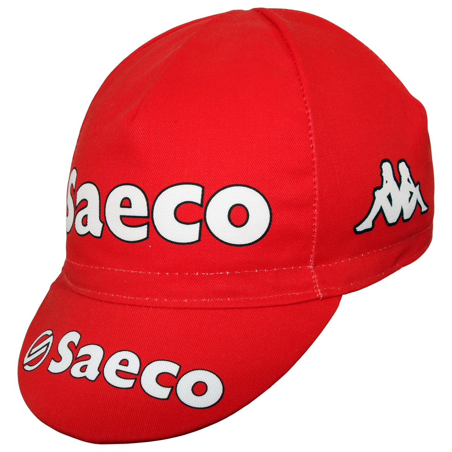 Cycling Cap Saeco Cannondale red posted within one day