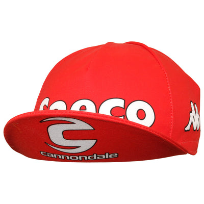 Saeco/Cannondale Retro Cotton Cap