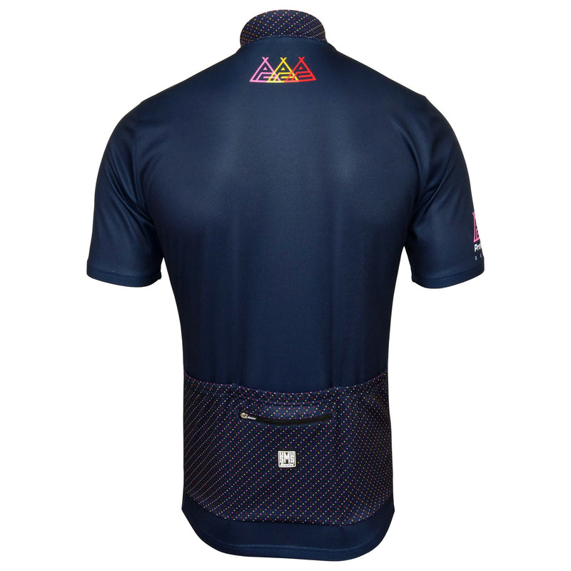 Prendas Grand Tour Celebration Short Sleeve Jersey with full front zip