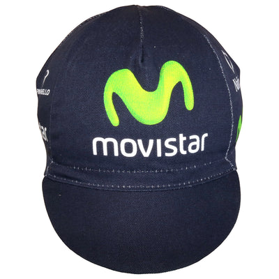 Movistar Pinarello 2013 Cotton Cap