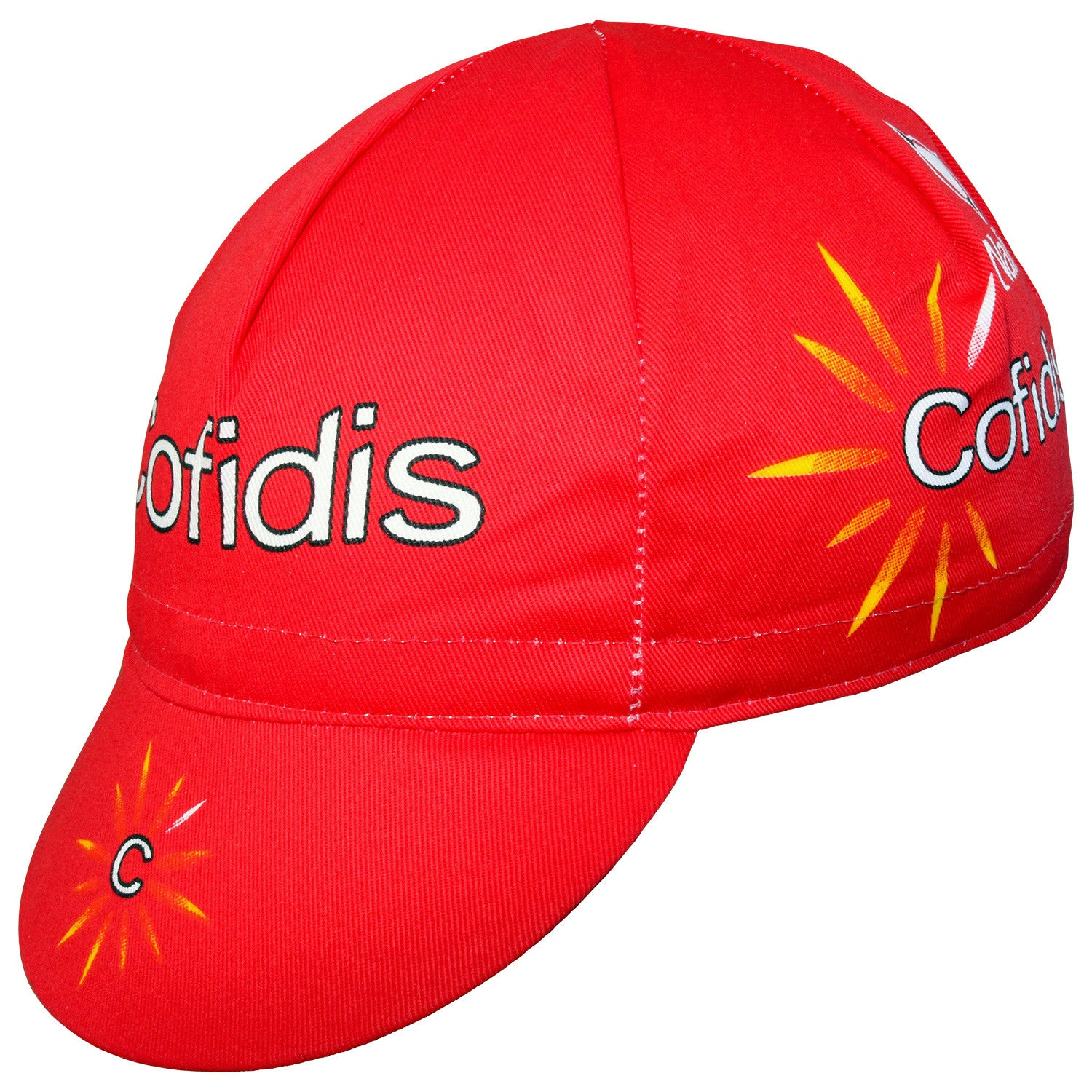 Cofidis Nalini 2012 Cotton Cycling Cap