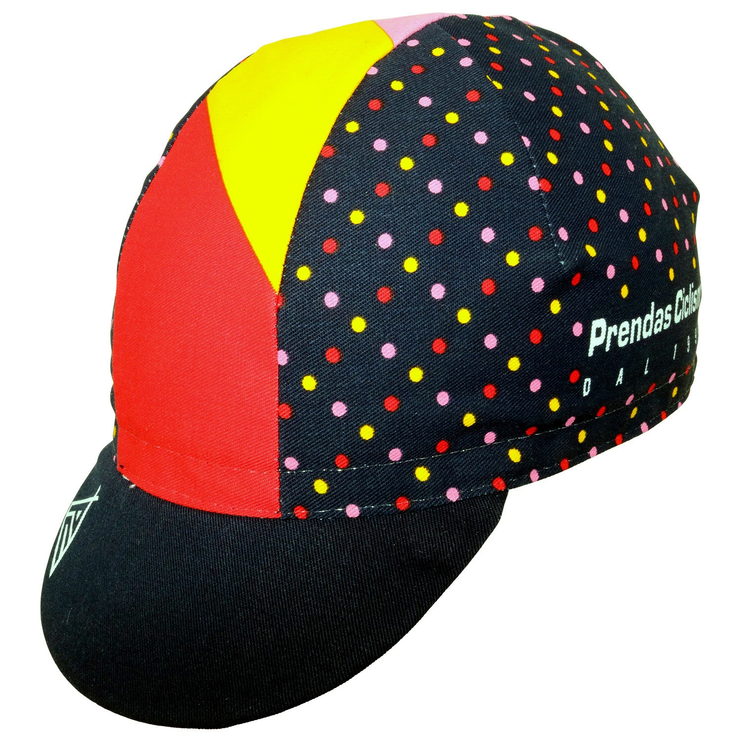 Prendas Grand Tour Celebration Cotton Cycling Cap