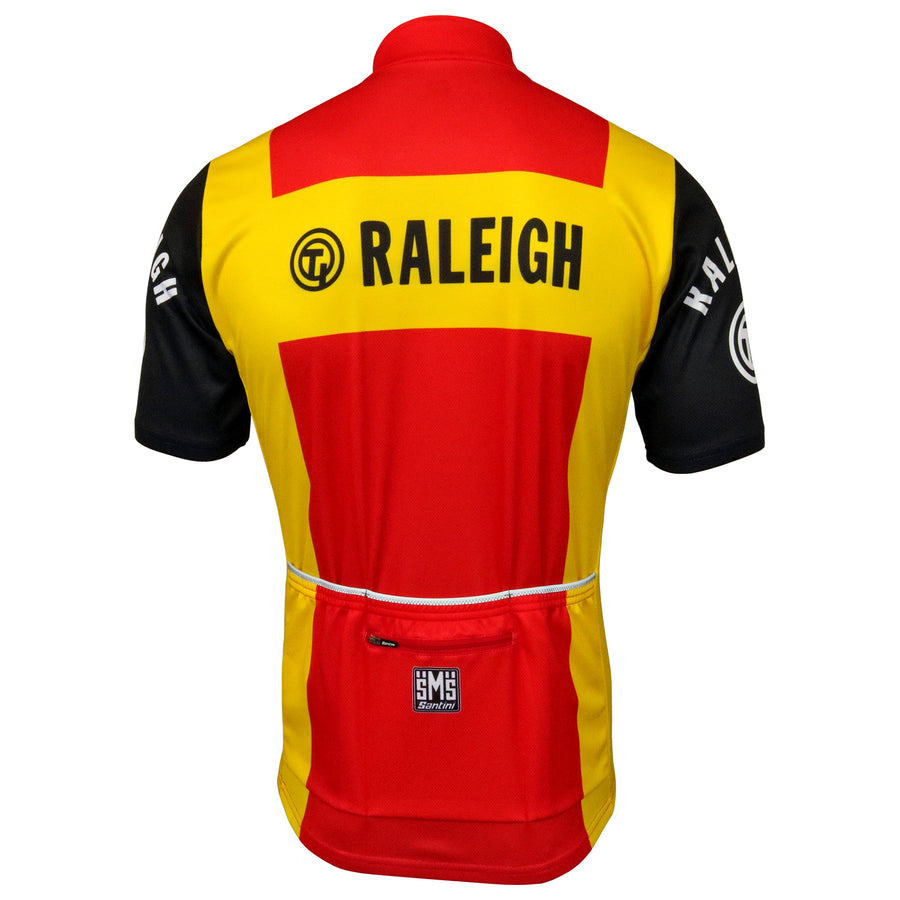 TI Raleigh Retro Jersey - Short Sleeve