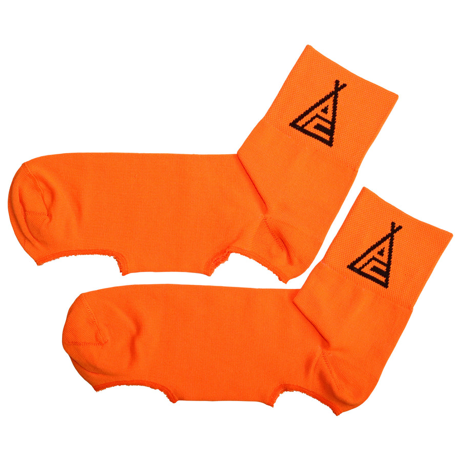 Prendas Cordura Fluro Orange Oversocks