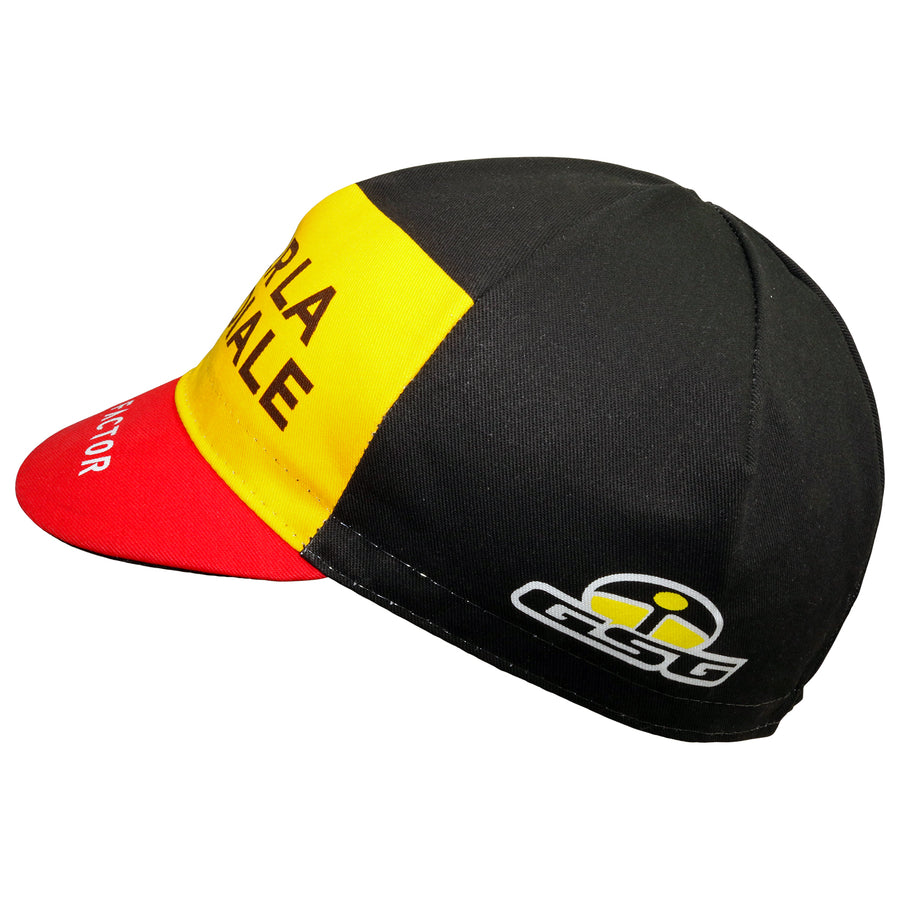 Belgian Champion / Ag2R La Mondiale Team Cotton Cap