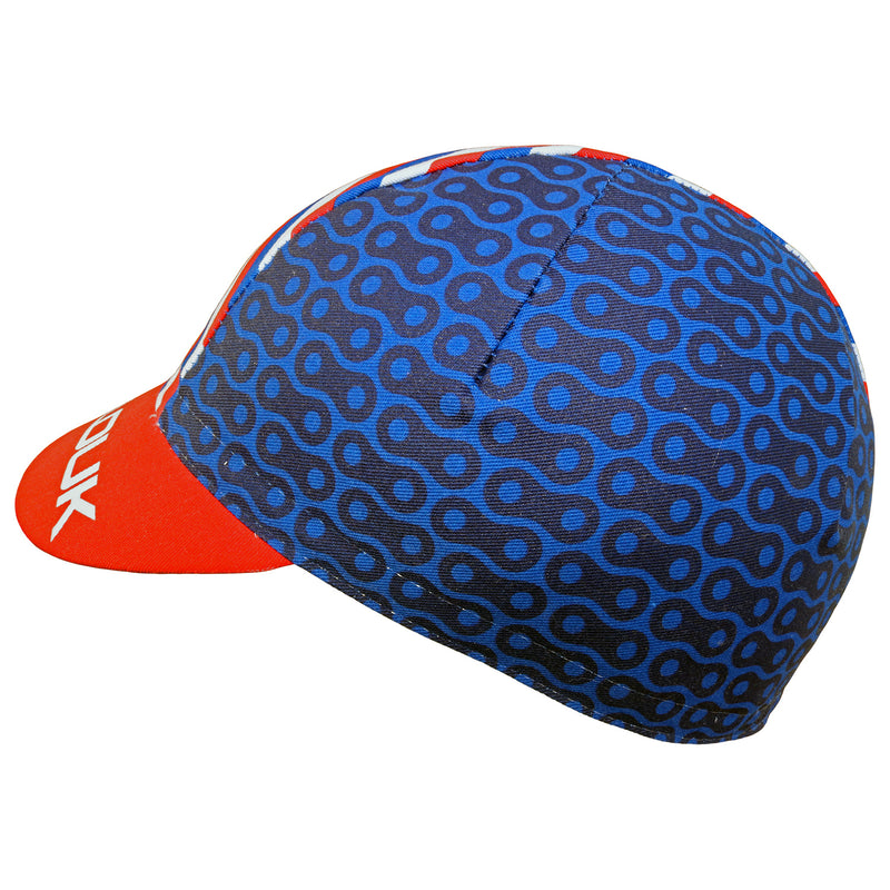 VeloUK Supporters Team Cotton Cycling Cap